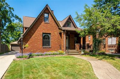 Cleveland OH Single Family Home For Sale: $234,900