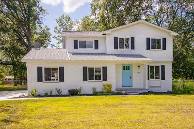 Strongsville Single Family Home Active Under Contract: 16314 Prospect Road