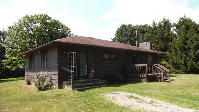 Belpre Single Family Home Active Under Contract: 2357 McGill Rd