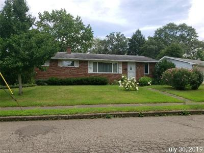 Massillon Single Family Home For Sale: 1124 2nd Street