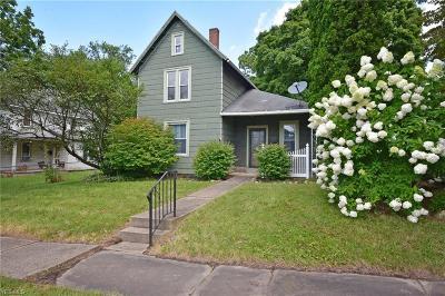 Massillon Single Family Home For Sale: 1132 Oak Avenue
