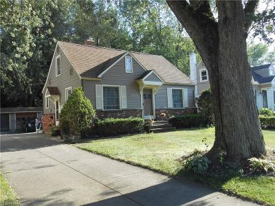 North Olmsted Single Family Home For Sale: 23937 Frank Street