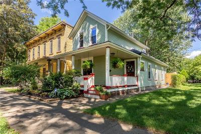Cleveland Single Family Home For Sale: 1839 W 48th Street