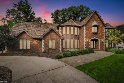 Broadview Heights Single Family Home For Sale: 180 Countryside Drive