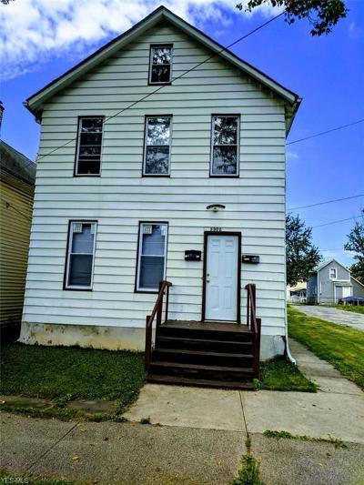 Cleveland Multi Family Home For Sale: 3302 W 48th Street