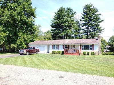 Zanesville OH Single Family Home Active Under Contract: $136,500