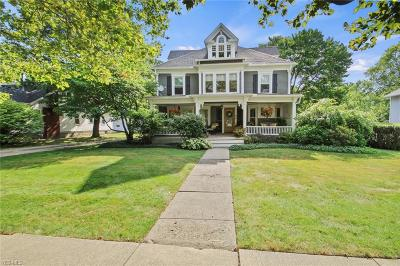 Canfield Single Family Home Active Under Contract: 275 S Broad Street