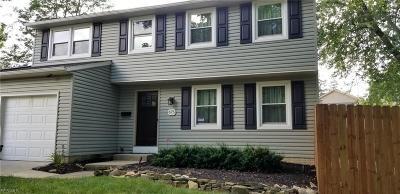 Medina Single Family Home For Sale: 675 Guilford Boulevard