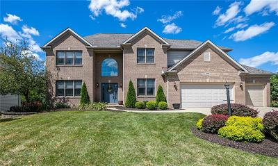 Strongsville Single Family Home For Sale: 19988 Kylemore Drive