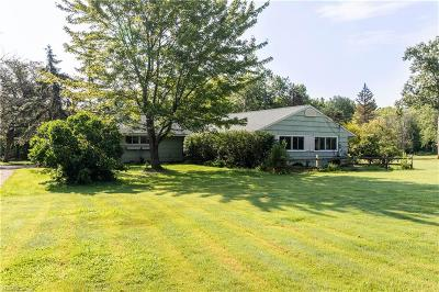 Moreland Hills Single Family Home For Sale: 150 N Strawberry Lane