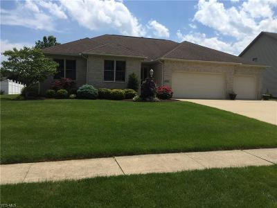 Stark County Single Family Home For Sale: 8522 Noble Loon Street