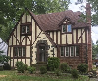 Lyndhurst Single Family Home For Sale: 1379 Ford Road