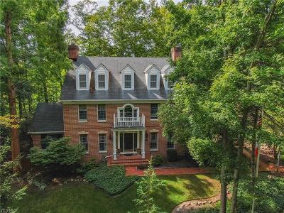 Medina Single Family Home For Sale: 6788 Ryan Road