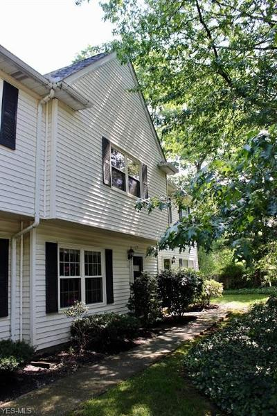 Willoughby Condo/Townhouse Active Under Contract: 3155 Lost Nation Road #E