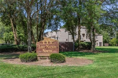 Willoughby Condo/Townhouse For Sale: 38465 North Lane #A-204