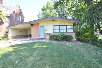 Boardman Single Family Home Active Under Contract: 42 Homestead Drive