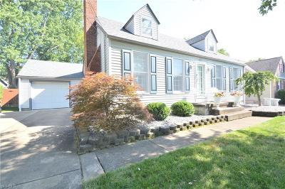 Poland Single Family Home Active Under Contract: 42 Hamilton Avenue