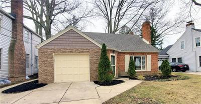 Single Family Home For Sale: 23731 Wolf Road