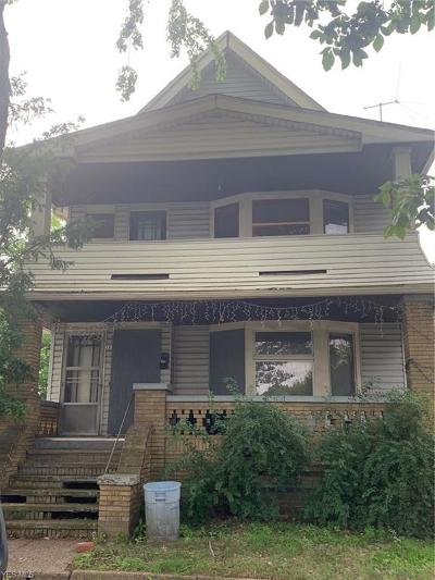 Cleveland Multi Family Home For Sale: 1041 E 74th Street