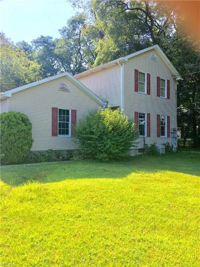 Poland Multi Family Home For Sale: 6253 Clingan Road