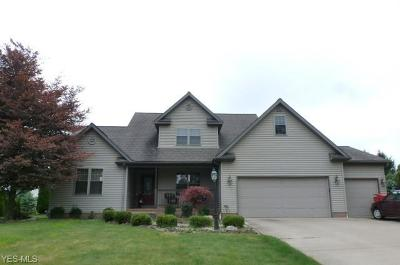 Poland Single Family Home Active Under Contract: 6557 Pacifica Drive