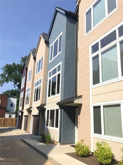 Cleveland Condo/Townhouse For Sale: 1573 E 118 Street