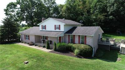 Apple Creek Single Family Home For Auction: 14001 Dover Road