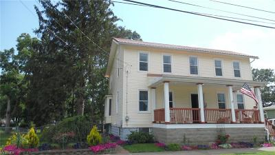 Williamstown Single Family Home For Sale: 209 Front Street