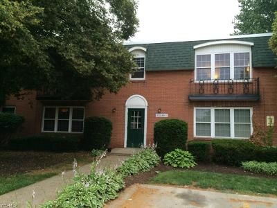 Condo/Townhouse Active Under Contract: 4787 Columbia Road #204