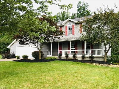 Canfield Single Family Home For Sale: 3315 Meanderwood Drive