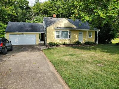 Single Family Home For Sale: 13000 N Boone Road