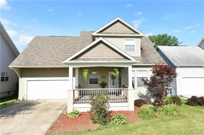 Cleveland Single Family Home For Sale: 4652 W 145 Street