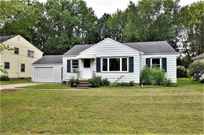 Olmsted Falls Single Family Home For Sale: 26465 Cook Road