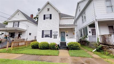 Conneaut Single Family Home For Sale: 179 Broad Street