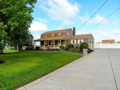 Leetonia Single Family Home For Sale: 4987 State Route 164
