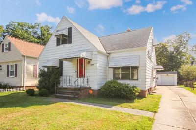 Lyndhurst Single Family Home For Sale: 1091 Irene Road