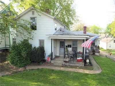 Stark County Multi Family Home Active Under Contract: 518 Lincoln Way Way