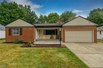 Single Family Home Active Under Contract: 24390 Gessner Road