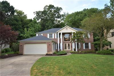 North Olmsted Single Family Home For Sale: 29180 Pheasants Walk Drive