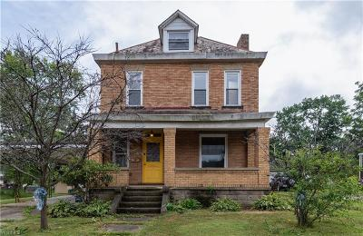 Perry County Single Family Home For Sale: 204 McKeever Street