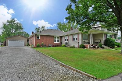 Single Family Home For Sale: 27240 Lake Front Drive