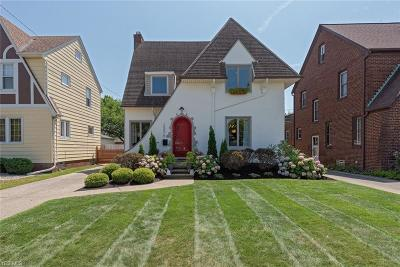 Cleveland OH Single Family Home For Sale: $239,000