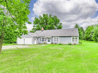 Hudson Single Family Home Active Under Contract: 2150 Middleton Road