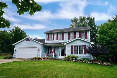 Strongsville Single Family Home Active Under Contract: 15281 Dewitt Drive