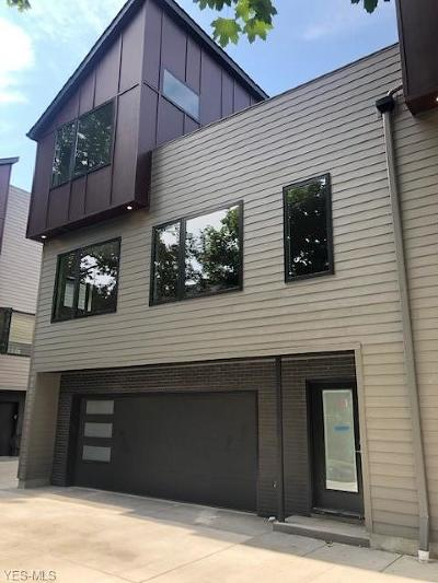 Cleveland Condo/Townhouse For Sale: 1898 E 123rd Street #B2