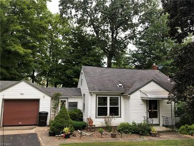 Columbiana Single Family Home For Sale: 1061 Fairfield Avenue