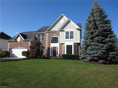 Strongsville Single Family Home Active Under Contract: 15030 Old Oak Drive