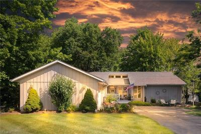 Parma Single Family Home Active Under Contract: 6000 Night Vista Drive