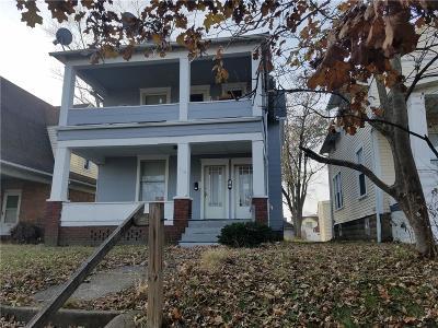 Canton Multi Family Home For Sale: 193 Wertz Avenue