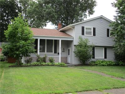 Single Family Home For Sale: 580 Louis Drive
